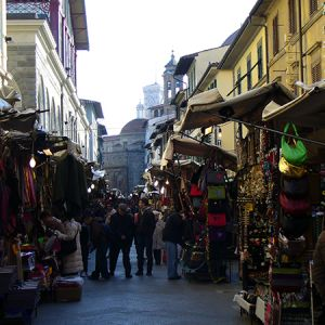 Typical Florentine markets